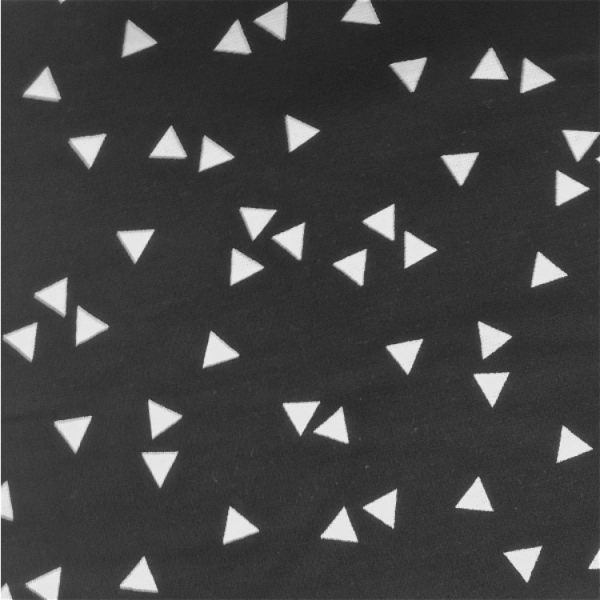 Triangle, Dreiecke schwarz