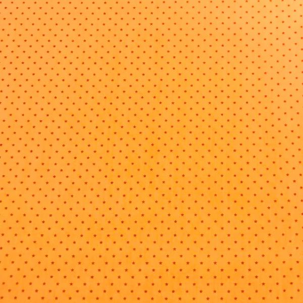 Sommer-Sterne orange