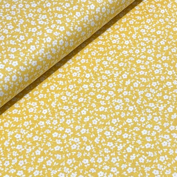 Streublumen gelb-weiß 100%BW