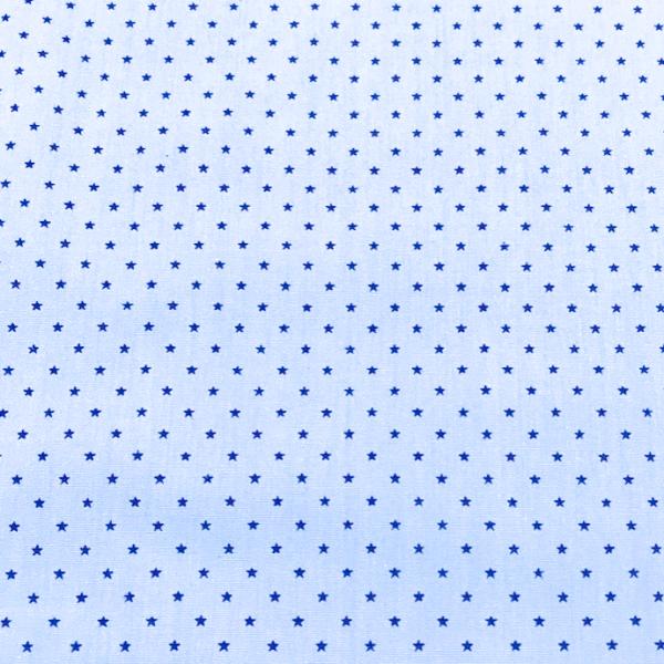 Sommer-Sterne hellblau