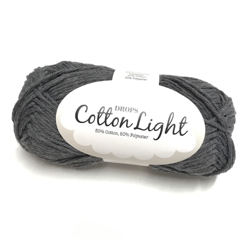Cotton Light (30) dunkelgrau