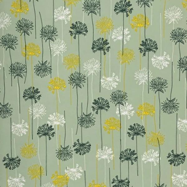 Softshell Pusteblume mint-grün