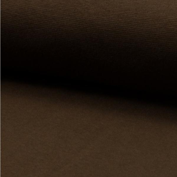 Bündchen-Schlauch dunkelbraun