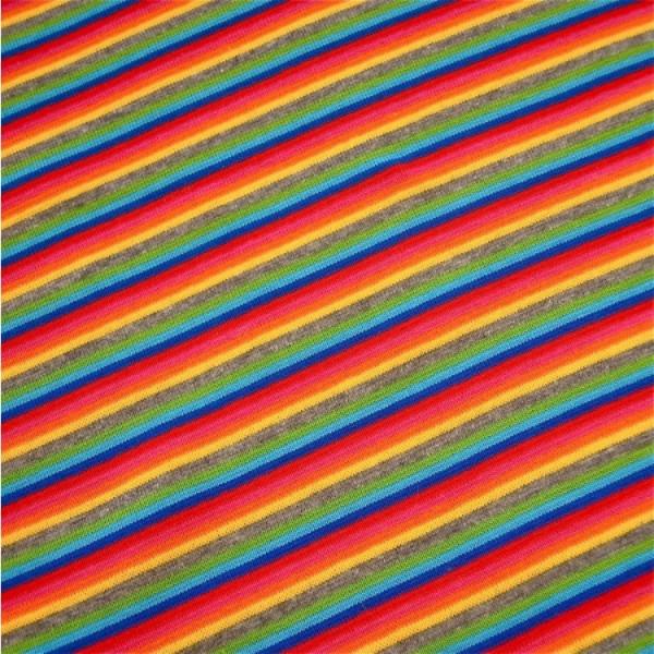 Bündchen Regenbogen 70cm breit