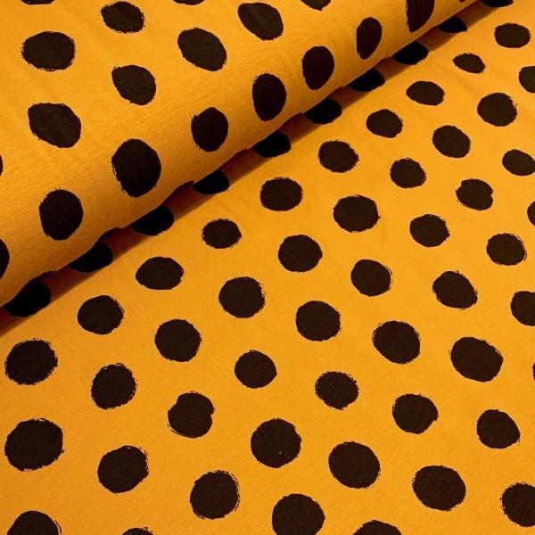 Jersey Dots senf