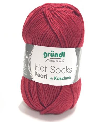 Gründl Hot Socks Pearl (14) kitsche mit Kaschmiranteil