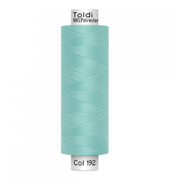 Toldi Nähgarn mint (192), 500m