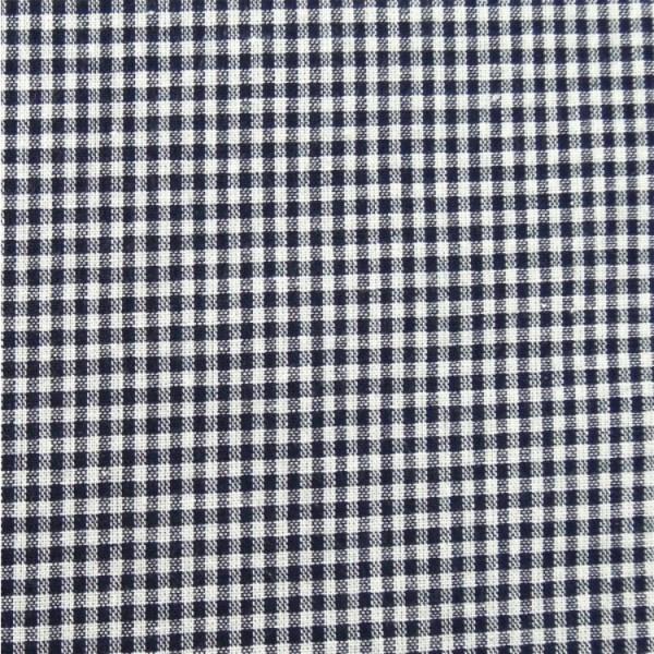 Vichy-Karo schwarz klein, 3mm