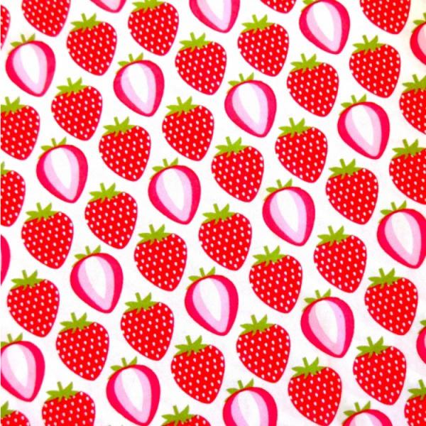 Erdbeeren weiß
