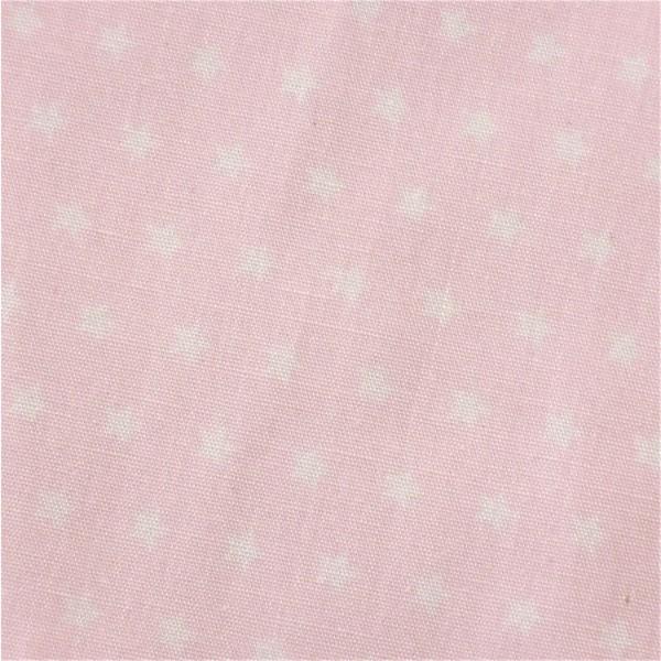 Mini-Sterne zartrosa-weiß
