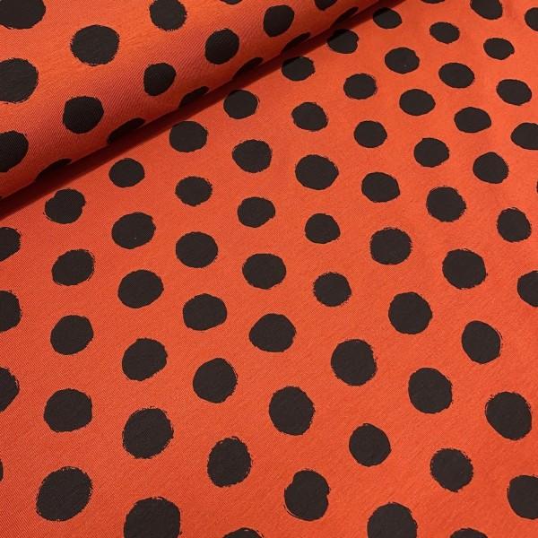 Jersey Dots brique