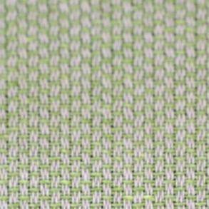 Candy Canvas Tupfen hellgrün