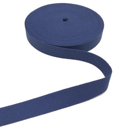 BW-Gurtband dunkelblau, 30mm breit
