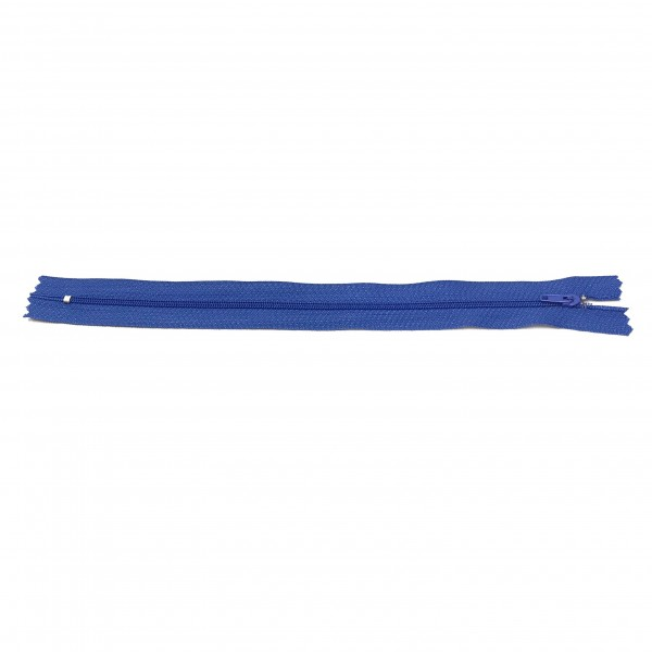 Reißverschluss, ca.25cm, royalblau (Farbnr. 340)