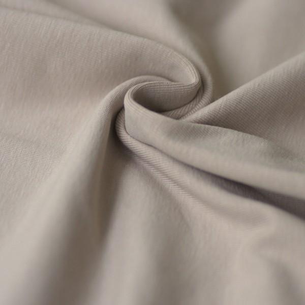 Jersey uni beige
