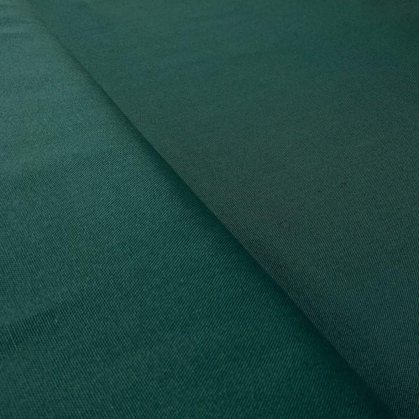 Canvas Baumwolle uni Tannengrün