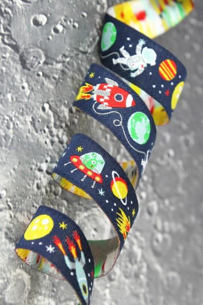 Webband Weltall, Spaceboy