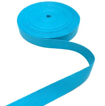 BW-Gurtband türkis, 30mm breit
