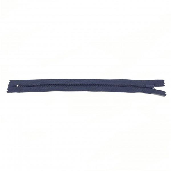 Reißverschluss, ca.25cm, dunkelblau (Farbnr. 330)