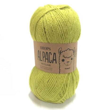 Alpaca (2916) strahlendes lime