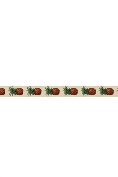 Webband Ananas, ca.20mm breit